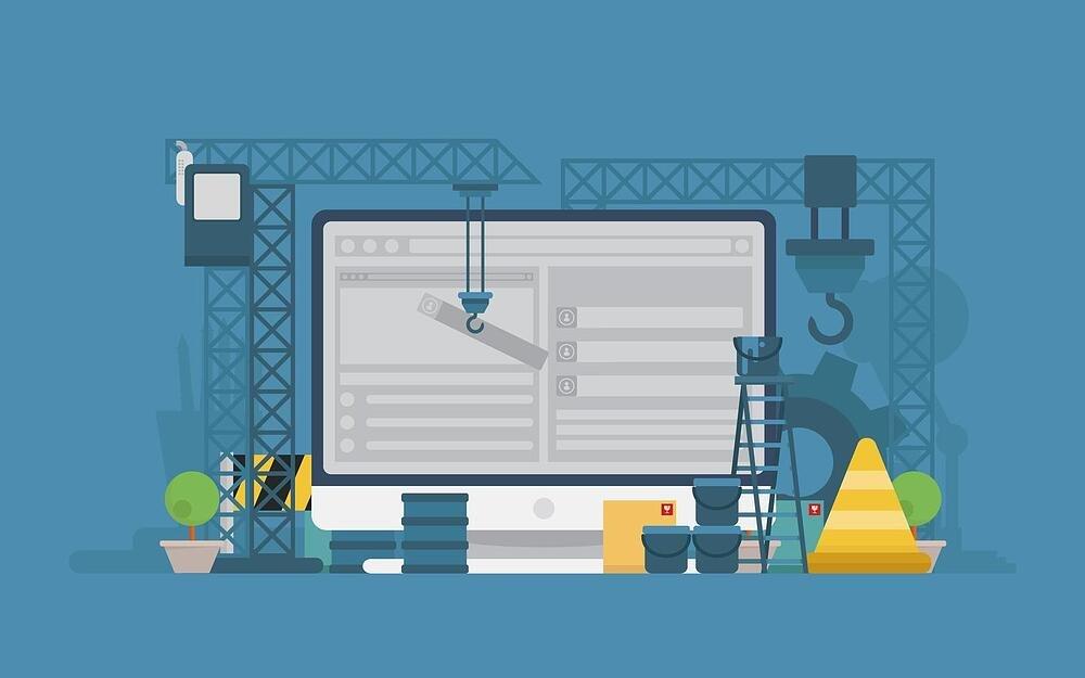 Budowanie strony internetowej z elementów