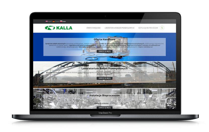 Kalla - Strona główna