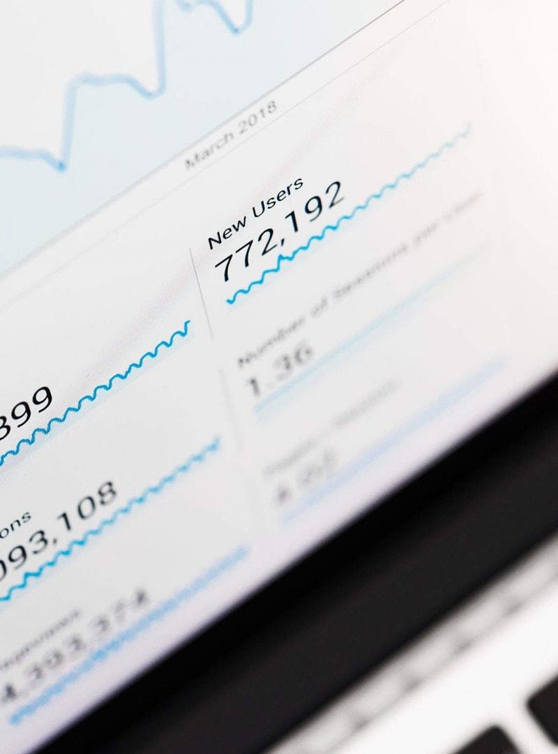 Pozycjonowanie Katowice wyniki w Google Analytics